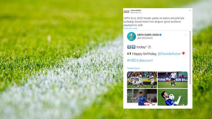 UEFA złożyła życzenia urodzinowe piłkarzowi. Zmarł 3 lata temu