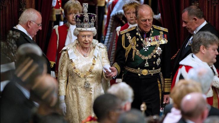 Śmierć księcia Filipa. Kim był mąż królowej Elżbiety II?