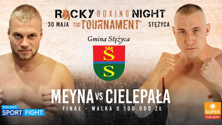 Rocky Boxing Night: The Tournament. Karta walk