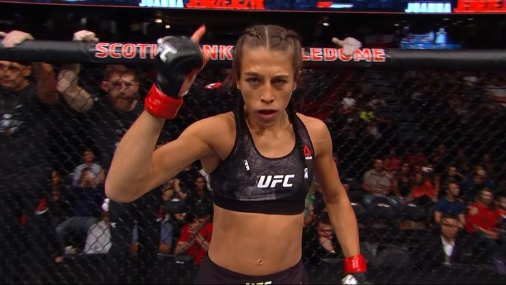"""Jędrzejczyk mocno odpowiedziała na zaloty gwiazdy UFC! """"Kijem bym go nie dotknęła"""""""