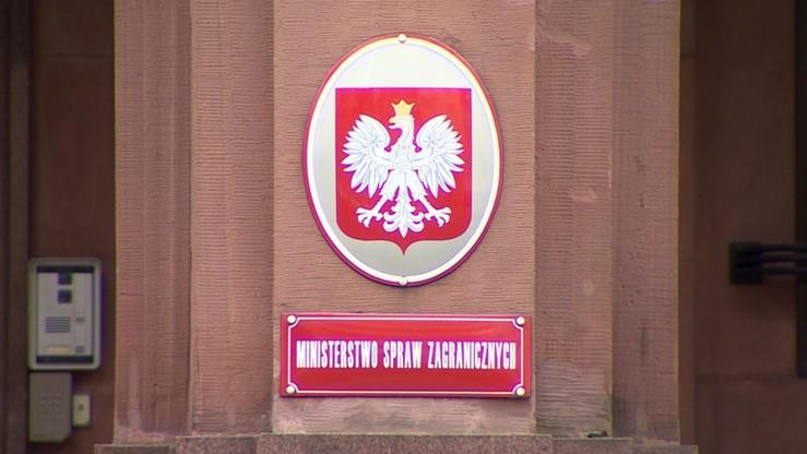 """MSZ wyraziło sprzeciw wobec wizyty Richarda Spencera w Polsce. Jest utożsamiany z """"białym nacjonalizmem"""""""
