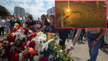 Śmierć demonstranta w Mińsku zarejestrowała kamera [DRASTYCZNE WIDEO]