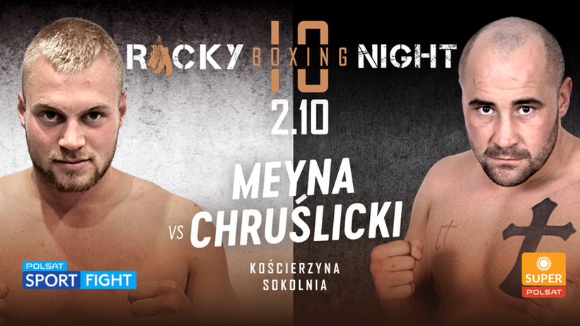 """2 października jubileuszowa gala """"Rocky Boxing Night"""" w Kościerzynie"""