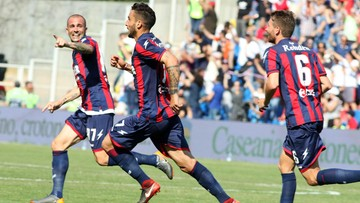 Crotone wraca do Serie A