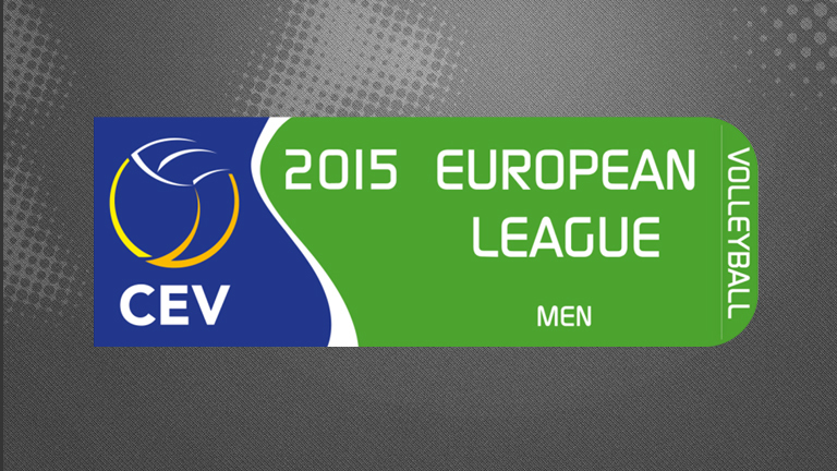 CEV Liga Europejska mężczyzn 2015