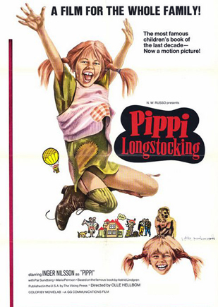 Pippi Longstoscking