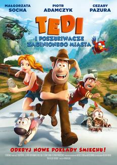 Tedi i poszukiwacze zaginionego miasta