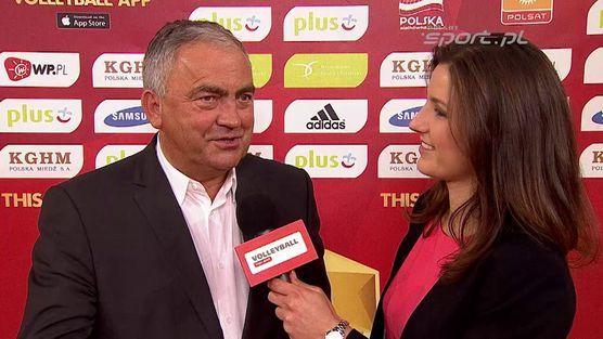 Mirosław Przedpełski: Drużyna gra znakomicie i myślę, że będzie w finale