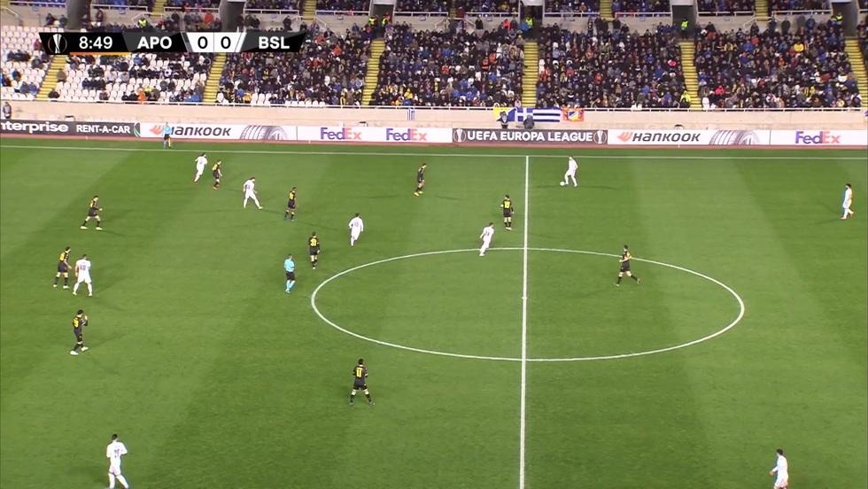 APOEL Nikozja - FC Basel