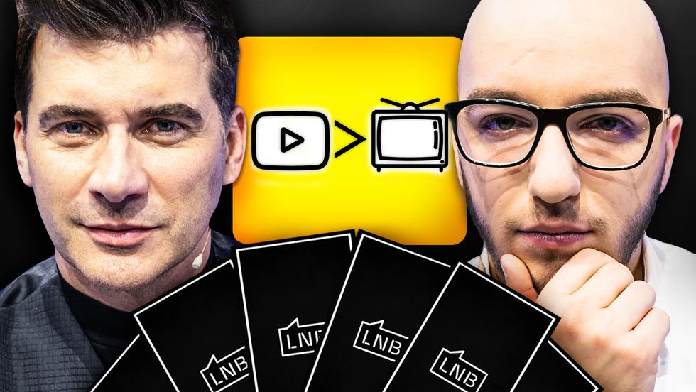 Tomasz Kammel szczerze o YouTube!