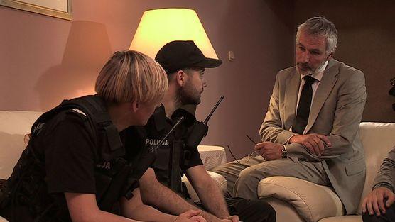 Policjantki i policjanci - Odcinek 4
