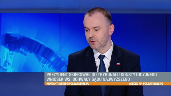 Gość Wydarzeń - Paweł Mucha