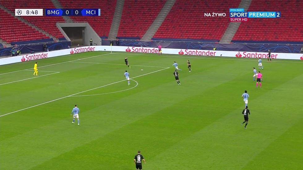 Borussia M'gladbach - Manchester City
