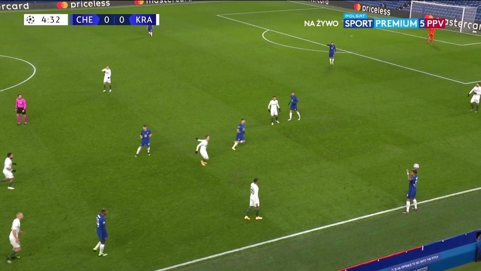 Chelsea Londyn - FK Krasnodar