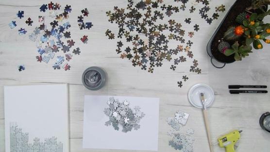 Miłość jak puzzle