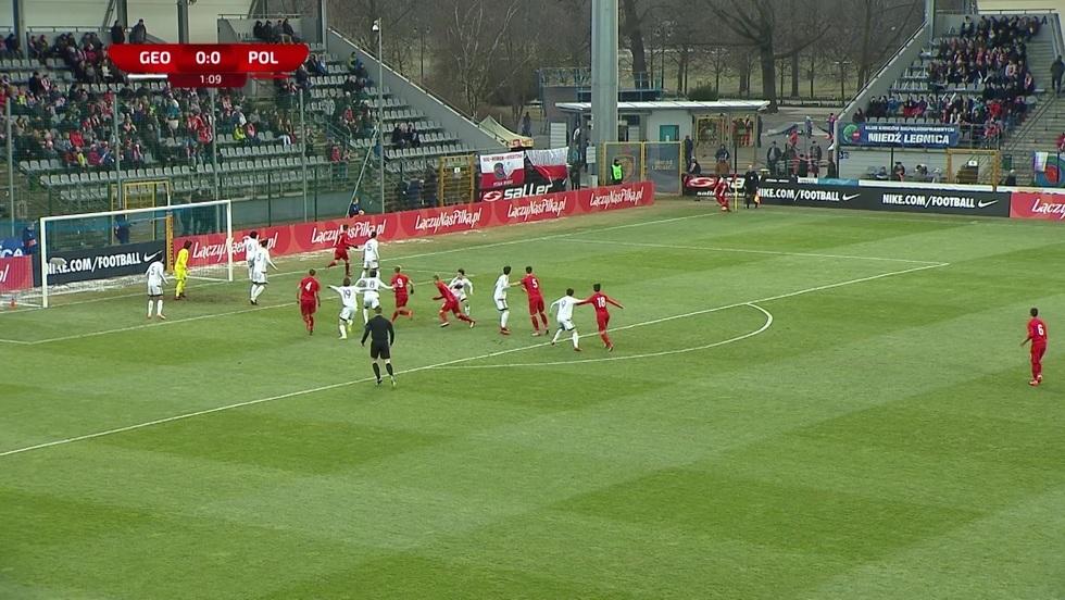 Gruzja U17 - Polska U17