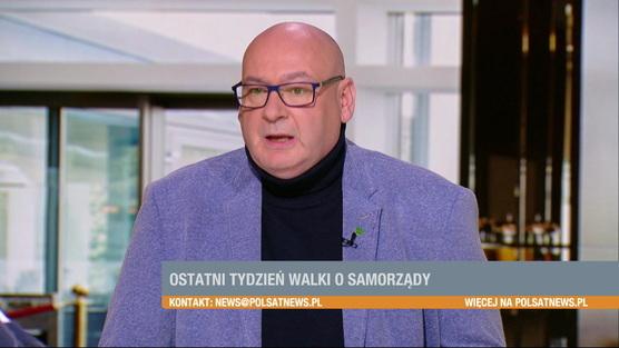 Śniadanie w Polsat News - 14.10.2018