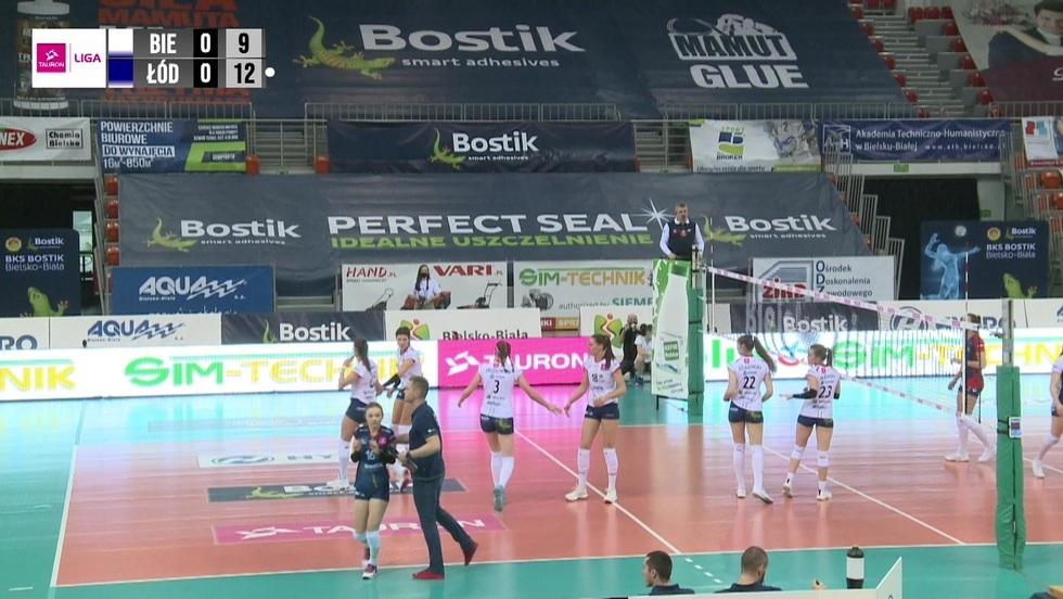 BKS BOSTIK Bielsko-Biała - Grot Budowlani Łódź