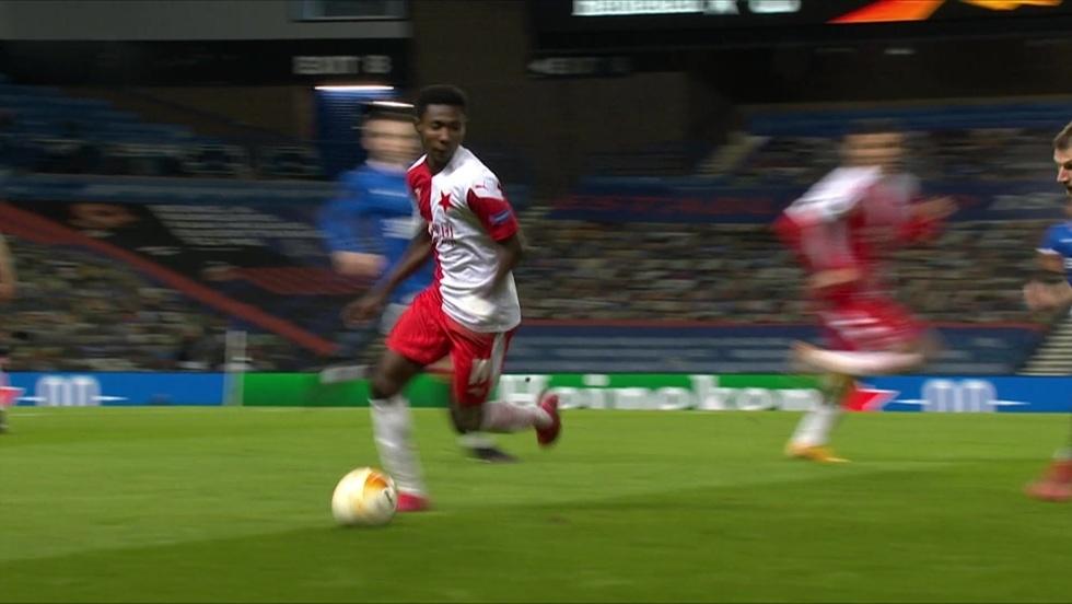 Glasgow Rangers - Slavia Praga