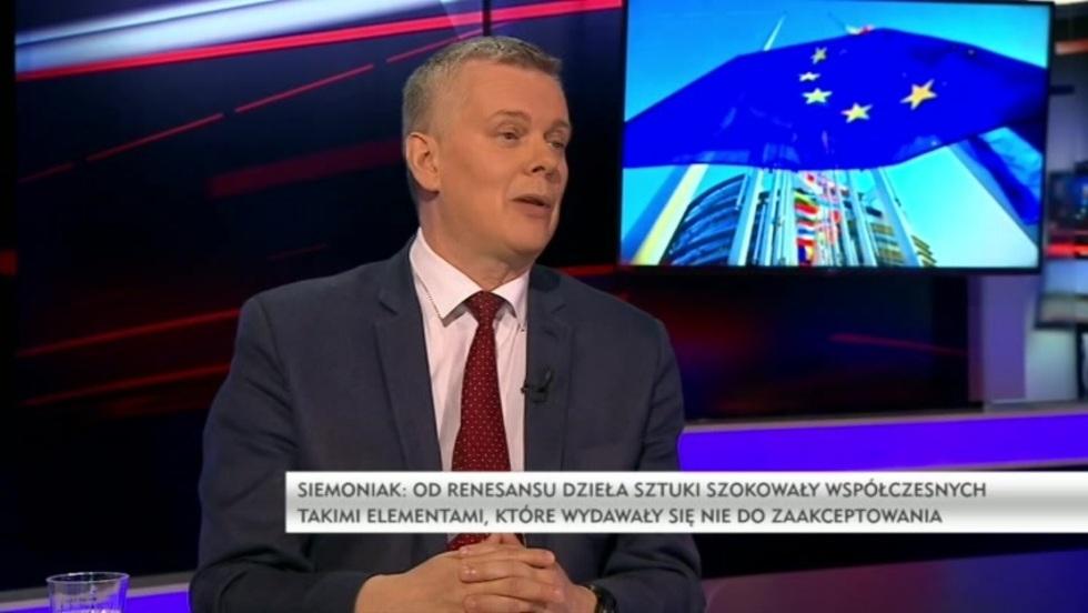 Polska w kawałkach Grzegorza Jankowskiego - Tomasz Siemoniak