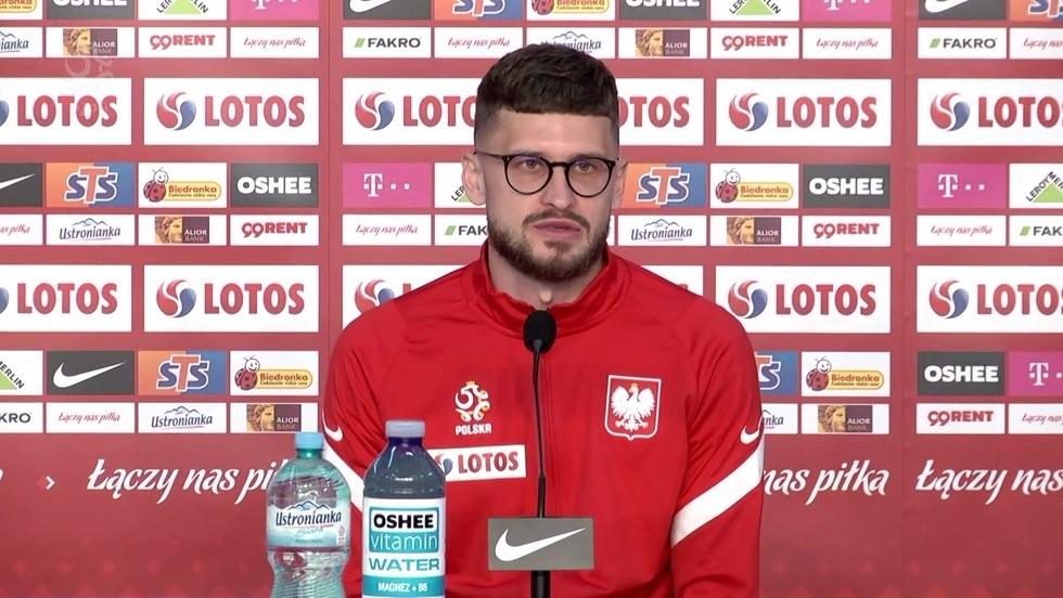Konferencja prasowa reprezentacji Polski - 30.05.2021