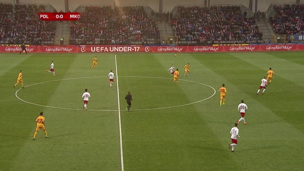 Polska U17 - Macedonia U17