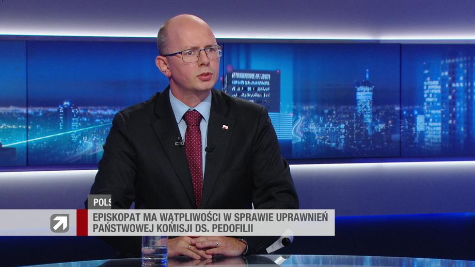Gość Wydarzeń - prof. Błażej Kmieciak