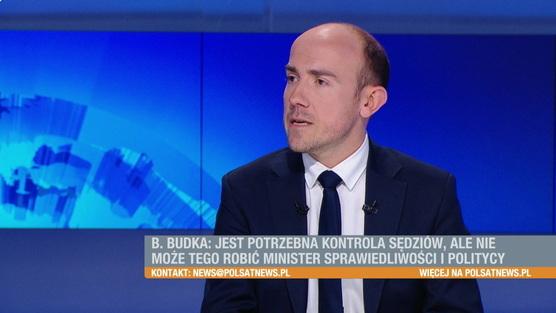 Gość Wydarzeń - Borys Budka