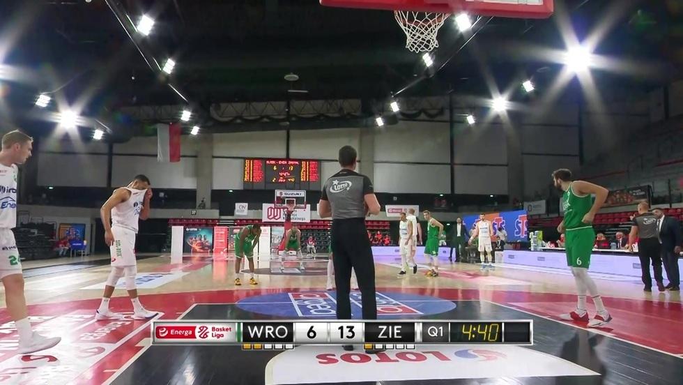 WKS Śląsk Wrocław - Enea Zastal BC Zielona Góra